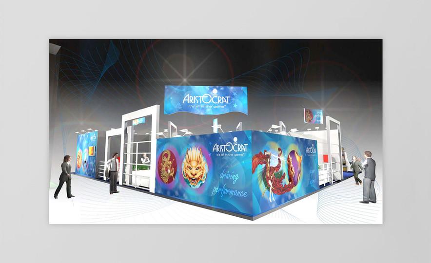 Aristocrat – G2E Macau Trade Show