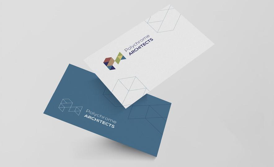 Polychrome Architects – Logo