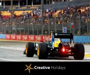Creative Holidays Web Banner