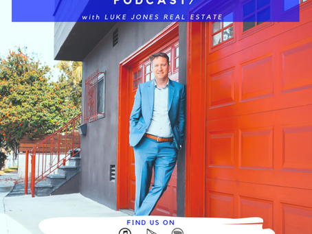 NEW PODCAST - THE REAL ESTATE EXPERTS PODCAST