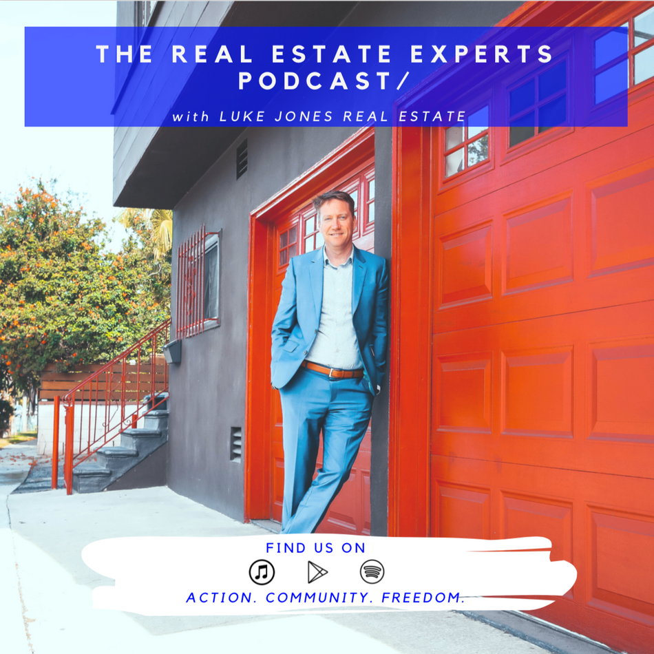 ANNOUNCING: THE REAL ESTATE EXPERTS PODCAST