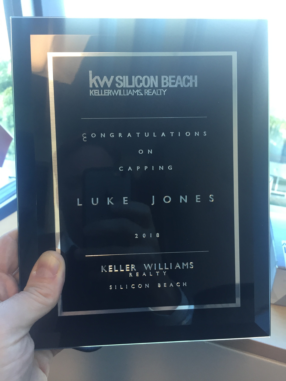 Luke Jones Caps AGAIN!