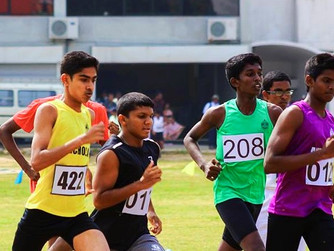 78th Annual Inter-House Athletic Championship - 2017