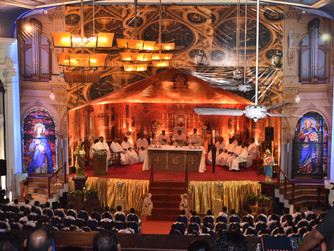 First Holy Communion Service 2017