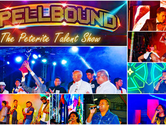 SPELLBOUND - THE PETERITE TALENT SHOW