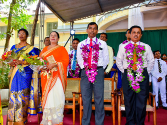 Silver Jubilee Felicitation Ceremony of 25 Years of Teacher Service
