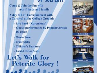 PETERITE WALK 2017