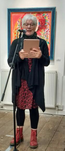 Performing at a Story Slam