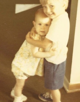 Why I Bugged The Crap Out Of My Big Brother (an apology on behalf of little sibs everywhere)