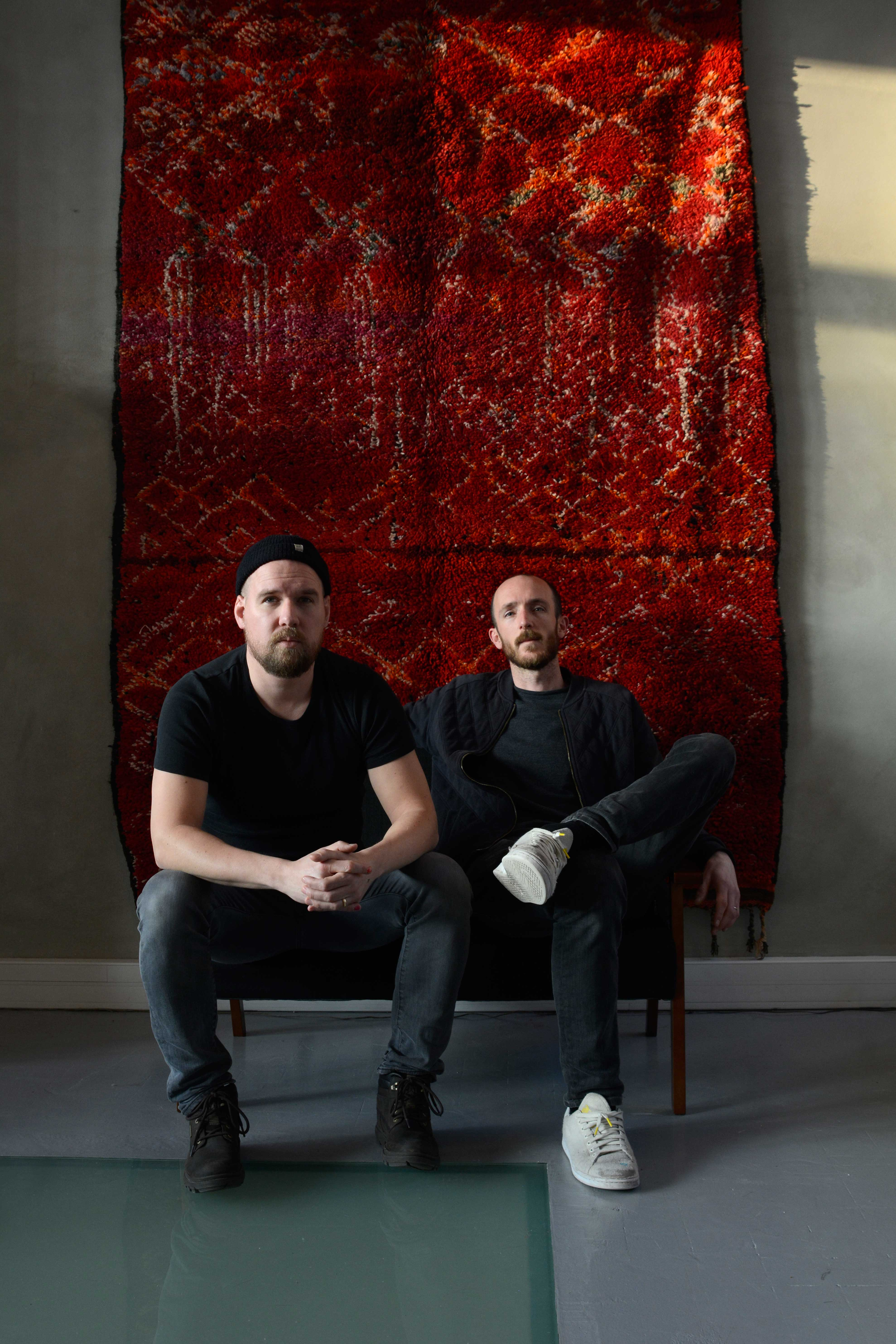 Andreas and Alexandre, Rugs&Sons