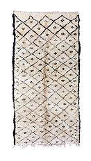 Berber vintage rug
