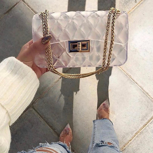 Clear Jelly Clutch