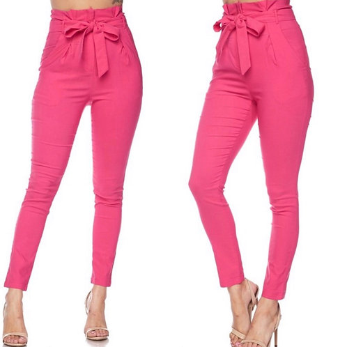 Uptown Pants in Pink