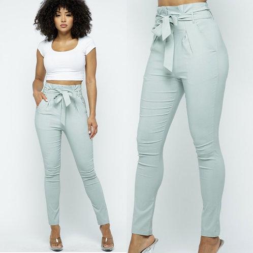 Uptown pants in Sage