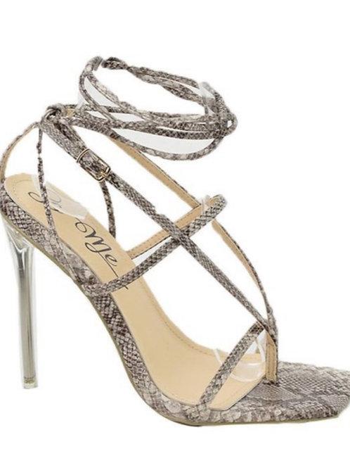 Stefanie strappy heels