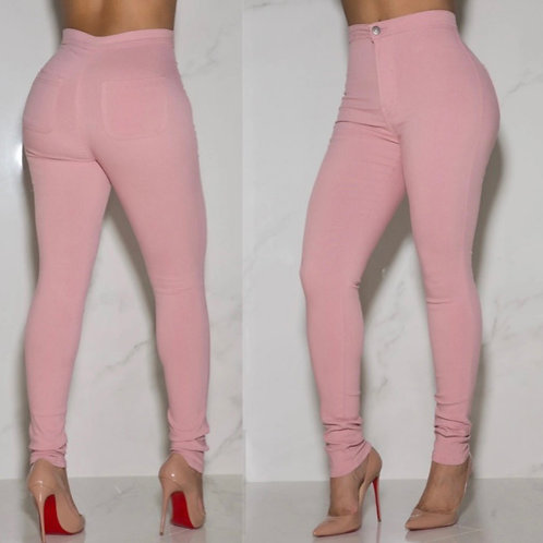 Dream Jeans Rose Pink