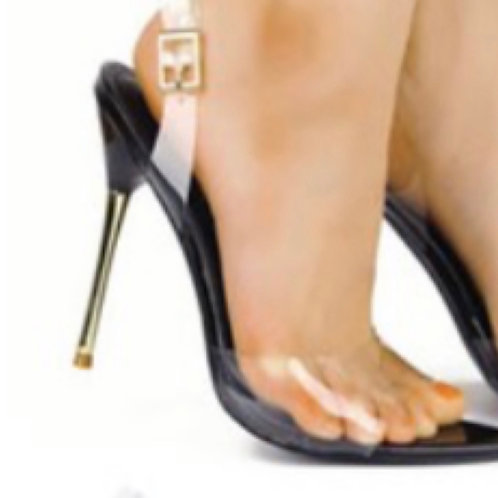 Dana Heels Black