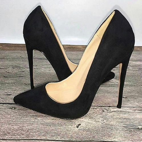 Kylie suede pumps