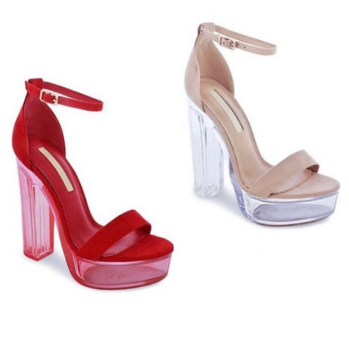 Jessica Platform heels