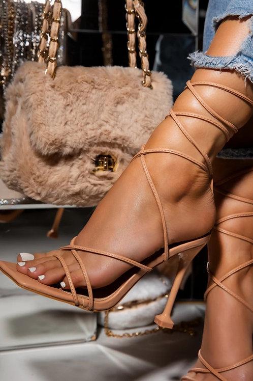 Harmony Strappy heels