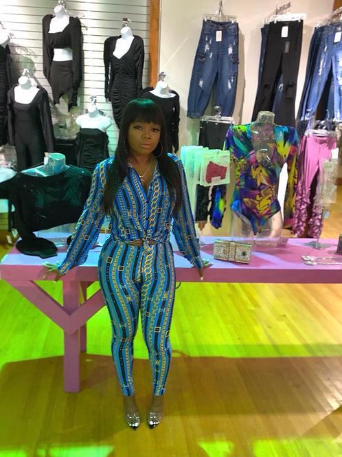 Ms. Diddy leggings set