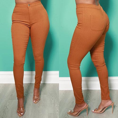 Dream Jeans Brown