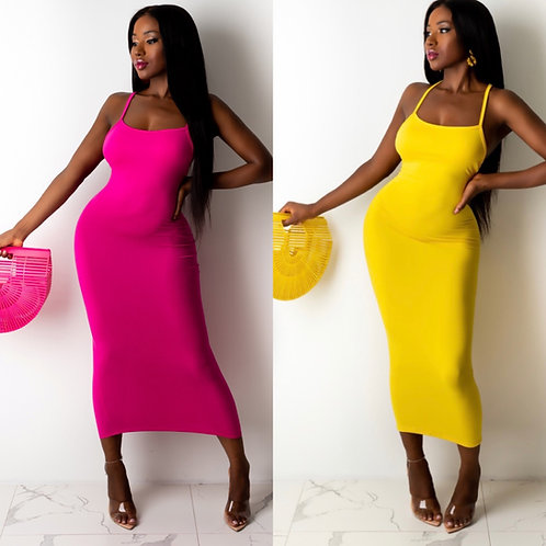 Brandy Midi  dress