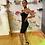 Thumbnail: Brooke Bodycon dress black