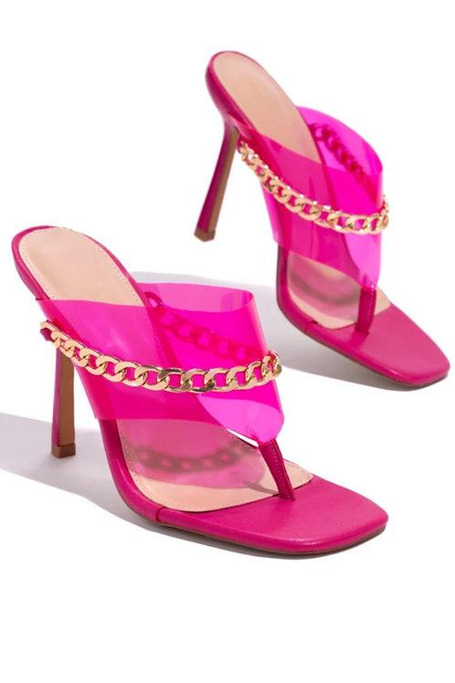 Barbados heels