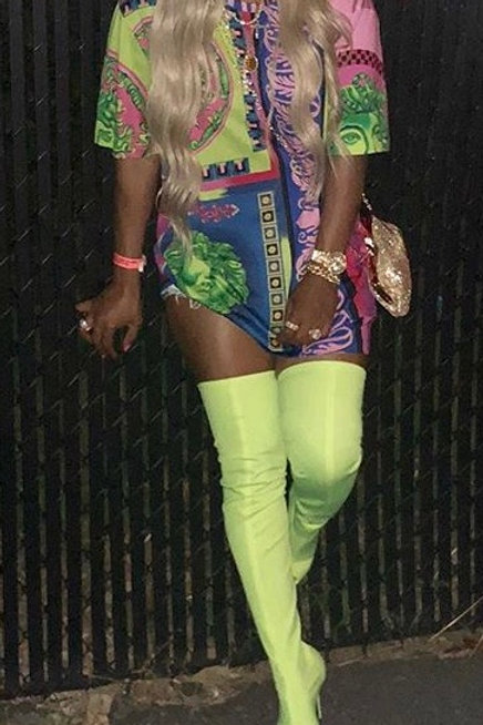 Mimi thigh high boots