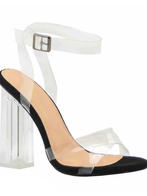 Spring Party Chunky Heels