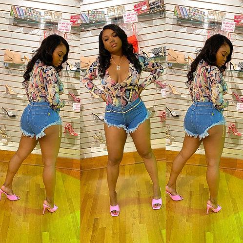 Hot Girl shorts