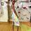 Thumbnail: Work of Art Bodycon dress