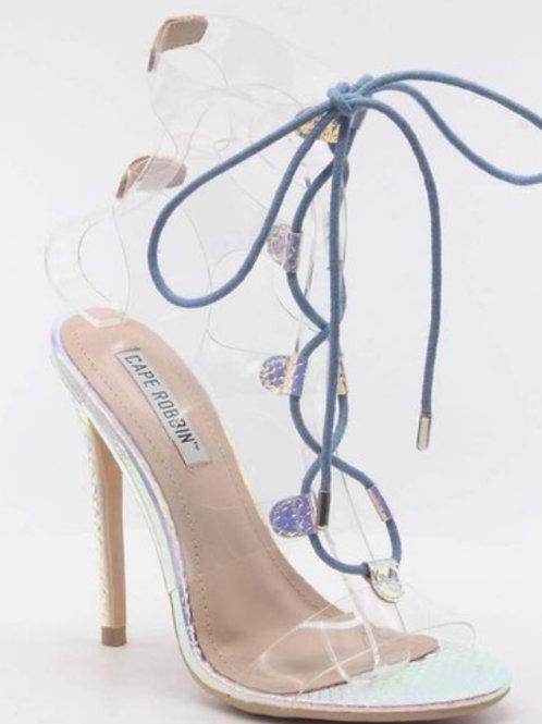 Sassy Strappy heels