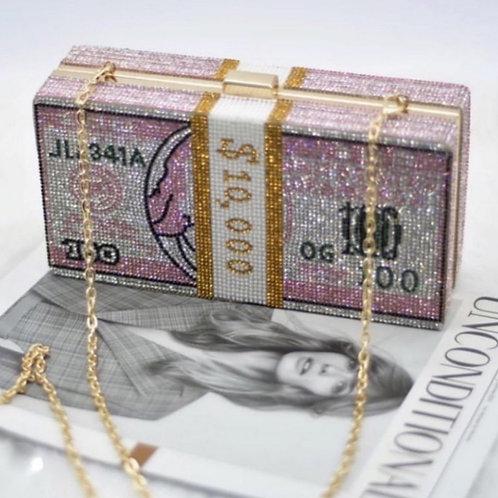 Mo' Money Clutch