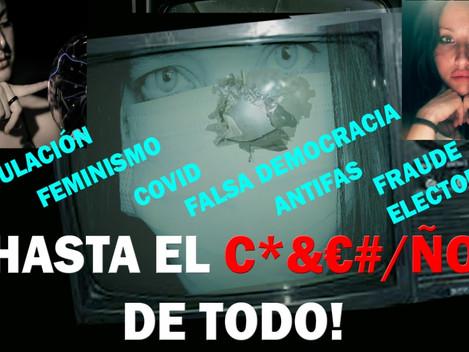 ESTAMOS HASTA EL COÑO!!! ACERCA DE LA PARASITOCRACIA Y MÁS...