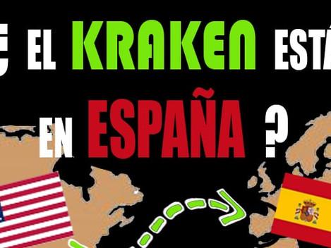 ¿EL KRAKEN ESTÁ EN ESPAÑA?
