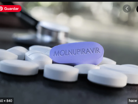 Farmaco oral logra suprimir <por completo> el Covid-19