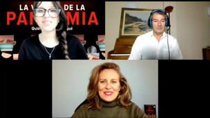 """ENTREVISTAMOS A CRISTINA MARTIN, ACERCA DE LOS PLANES DE LA """"ELITE"""" PARA DOMINAR EL MUNDO"""