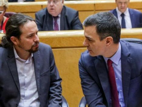 """La plataforma 'Pedro Sánchez Dimisión' insta al Ejercito de España a que """"tome medidas urgentes"""