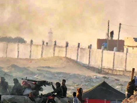 """Frente Polisario: """"En el Sáhara Occidental hay una guerra pura y dura; y si no es cierto, que la ONU"""