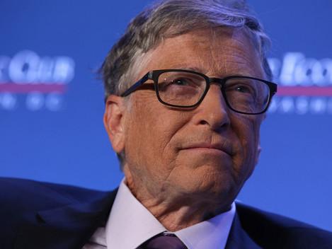 Bill Gates cree que los bares y restaurantes deberían estar cerrados otro medio año