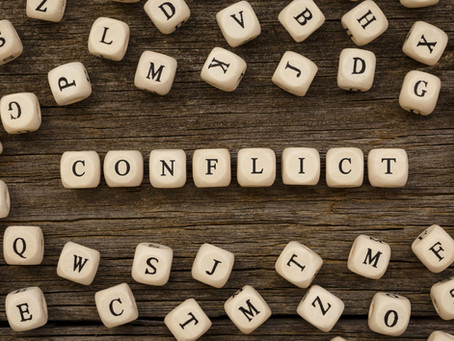 Engaging In Healthy Conflict