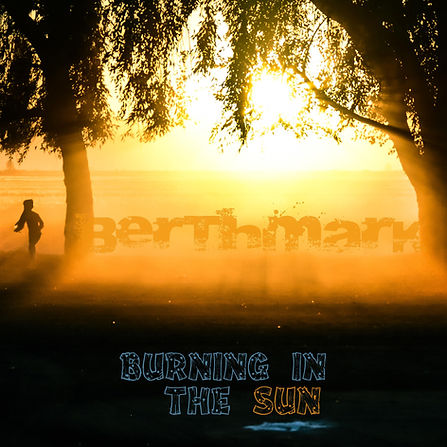 Burning in the sun single Cover.jpg