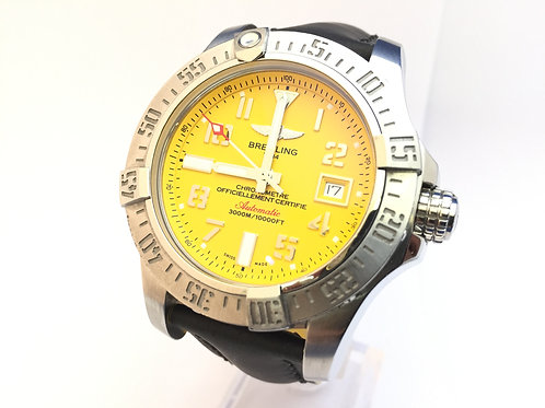 Breitling Steel [A17331]