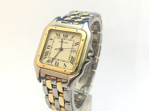 Cartier Panter Steel and Gold[2286]