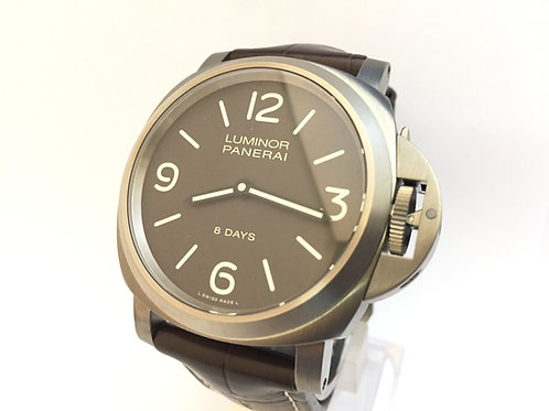 Panerai Luminor Titanium 8 Days