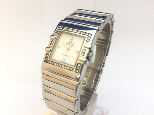 Omega Constellation Steel  Ladies