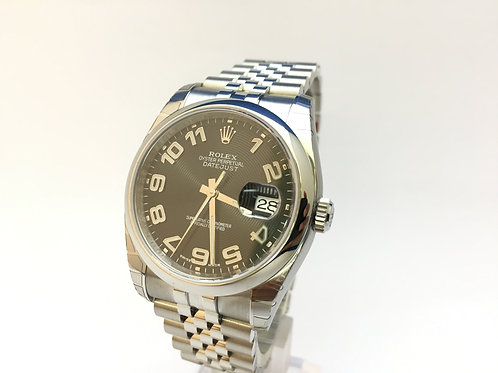 Rolex Date Just Steel[116200]