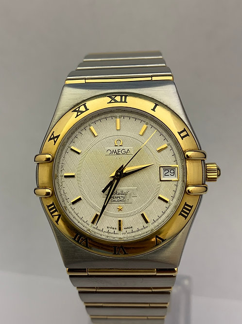 Omega Constellation Steel and Gold